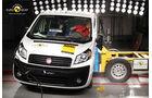 EuroNCAP-Crashtest Fiat Scudo