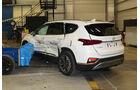 EuroNCAP Crashtest Hyundai Santa Fe