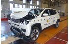 EuroNCAP-Crashtest Jeep Compass