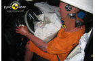 EuroNCAP-Crashtest, Kia Venga, Fahrer-Crashtest