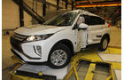EuroNCAP-Crashtest Mitsubishi Eclipse Cross