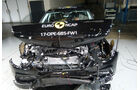 EuroNCAP-Crashtest Opel Grandland X