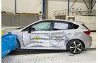 EuroNCAP Crashtest Subaru Impreza