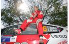 Evgeny Novikov WRC Rallye Mexiko 2012