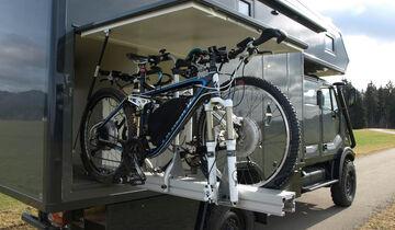 Exploryx Bremach T-Rex Doppelkabine Expeditionsfahrzeug