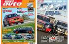 Extra-Beilage und sport auto-Zeitschrift 05-2011