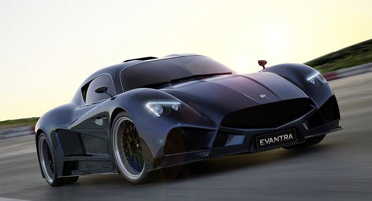 F&M Evantra: Unsterblicher Supersportler - auto motor und sport