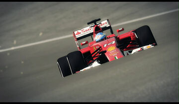 F1 2014 - Game - Screenshot