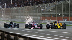 F1 Action GP Bahrain 2018