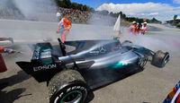 F1 Ausfälle 2017