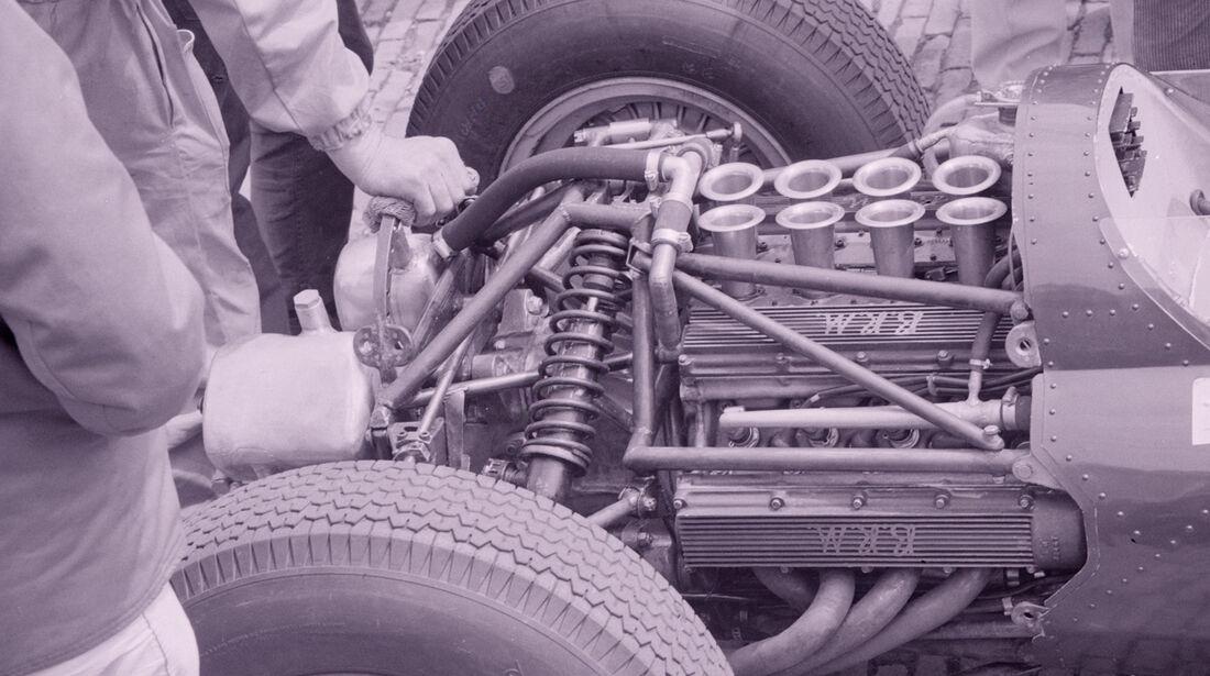 F1 BRM 1,5 Liter V8 1965