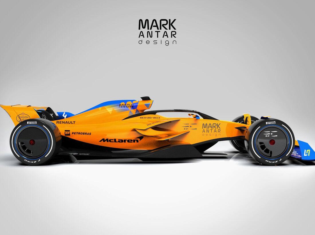 F1 Fahrer 2021
