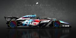 F1-Concept 2021 - Sean Bull Design