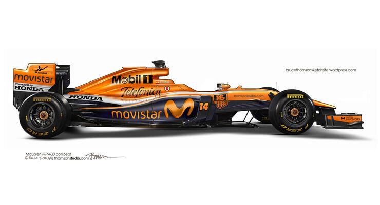 F1 Design 2015 So Cool Könnte Die Formel 1 Aussehen Auto Motor