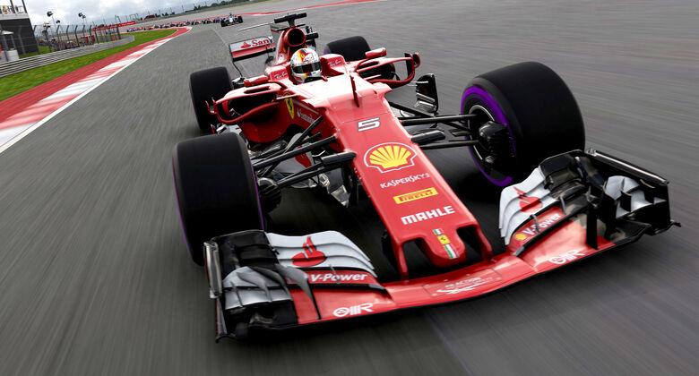 F1 Game 2017 - Codemasters - Screenshot - Ferrari SF70H