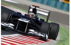 F1 Halbjahresbilanz Williams 2012