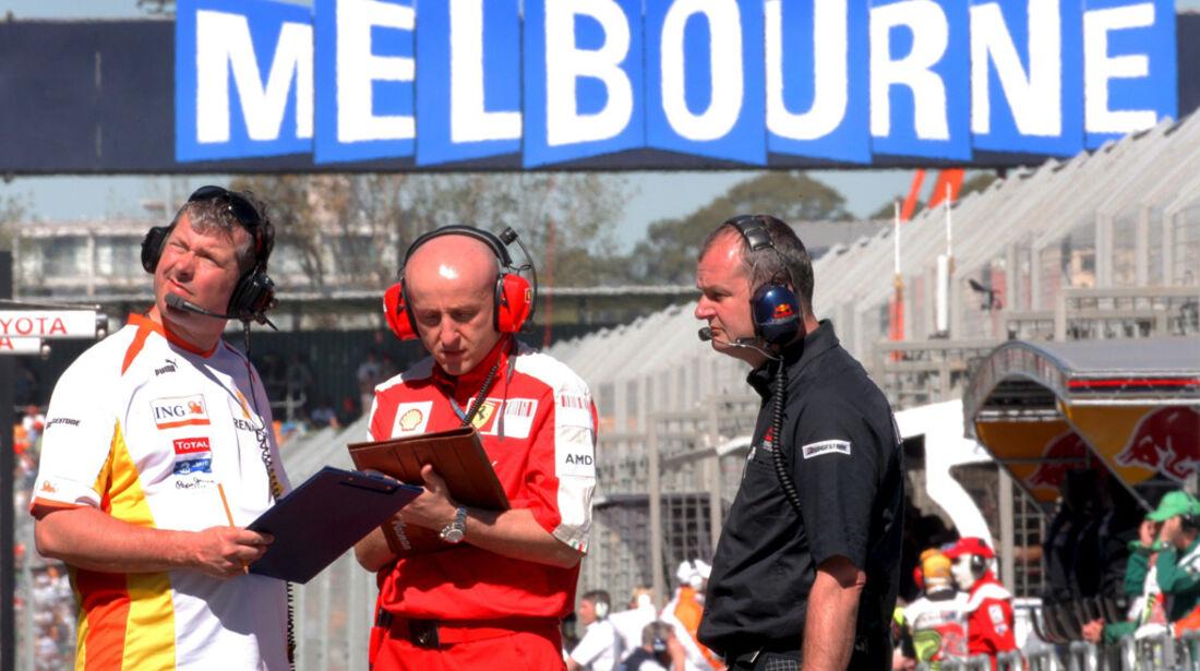 F1-Ingenieure