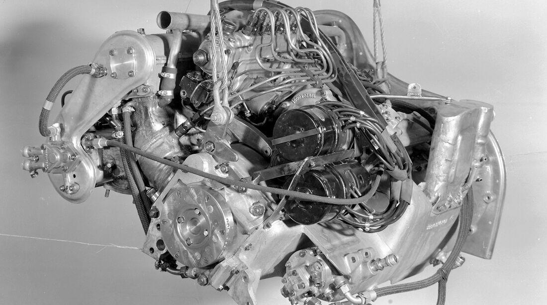 F1 Mercedes W196 2,5 Liter R8 1955