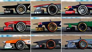 F1 Nasen 2013 Collage