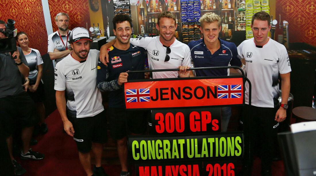 F1-Tagebuch - GP Malaysia 2016 - Formel 1 - Sepang