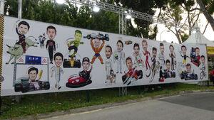 F1 Tagebuch - GP Singapur 2017 - Formel 1