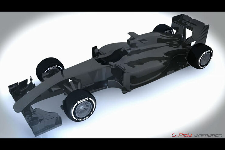 F1-Technik - Brake by Wire - F1 2014