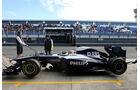 F1-Test 2010 Williams