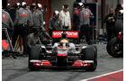 F1-Test Barcelona 2011