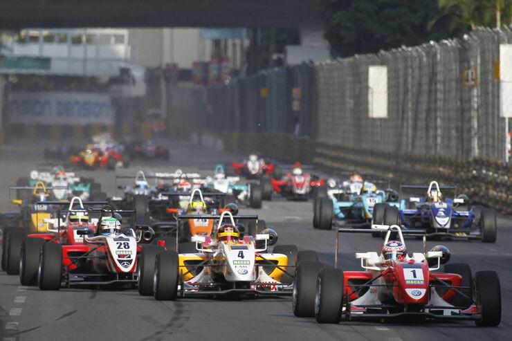 F3-Serie, Macao, Finale, Daniel Abt
