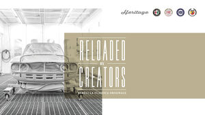 FCA  Reloaded by creators Oldtimer