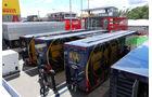 FIA - F1 - Motorhome - GP Spanien 2016 - Barcelona