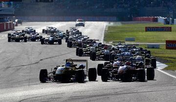 FIA Formel 3 Europameisterschaft - 3. Rennen - Hockenheim - 10/2014