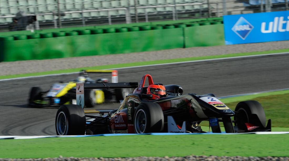 FIA Formel 3 Europameisterschaft - Esteban Ocon - Hockenheim - 10/2014
