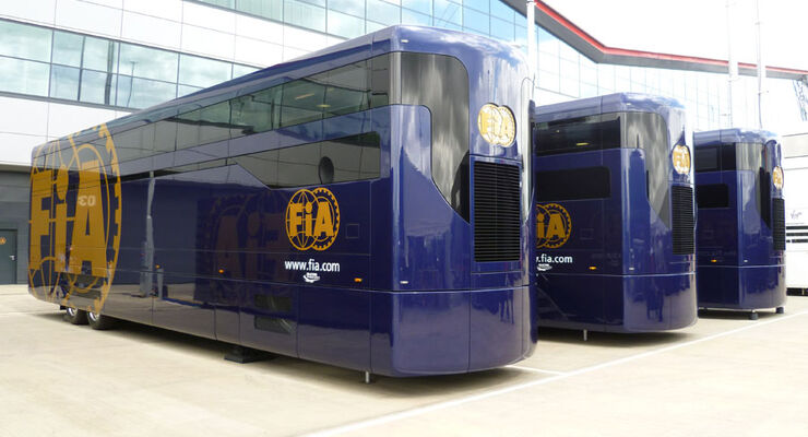 FIA - GP England - Silverstone - Do. 7. Juli 2011