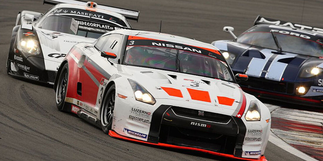 FIA GT1 World Championship Nürburgring 2010