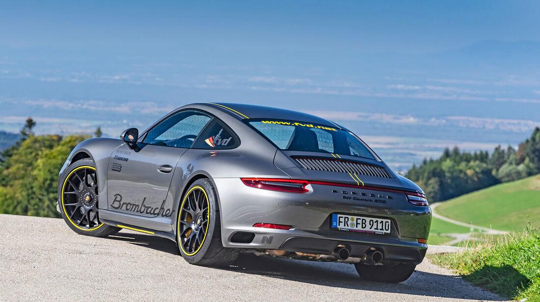 FVD-Porsche 911 Carrera GTS - Tuning - Coupé - sport auto Award 2019