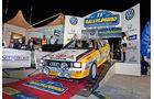 Fabrizia Pons, Audi Quattro, Start