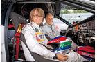 Fabrizia Pons, Rallye-Quattro, Cockpit