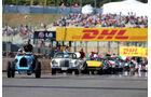 Fahrer-Parade - GP Japan 2013