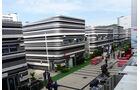 Fahrerlager - Formel 1 - GP Russland - Sochi - 8. Oktober 2014
