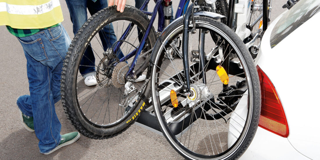 Fahrradträger, Paulchen Kupplungslader