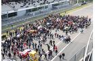 Fahrzeuggruppe, Startaufstellung, VLN, Langstreckenmeisterschaft, Nürburgring