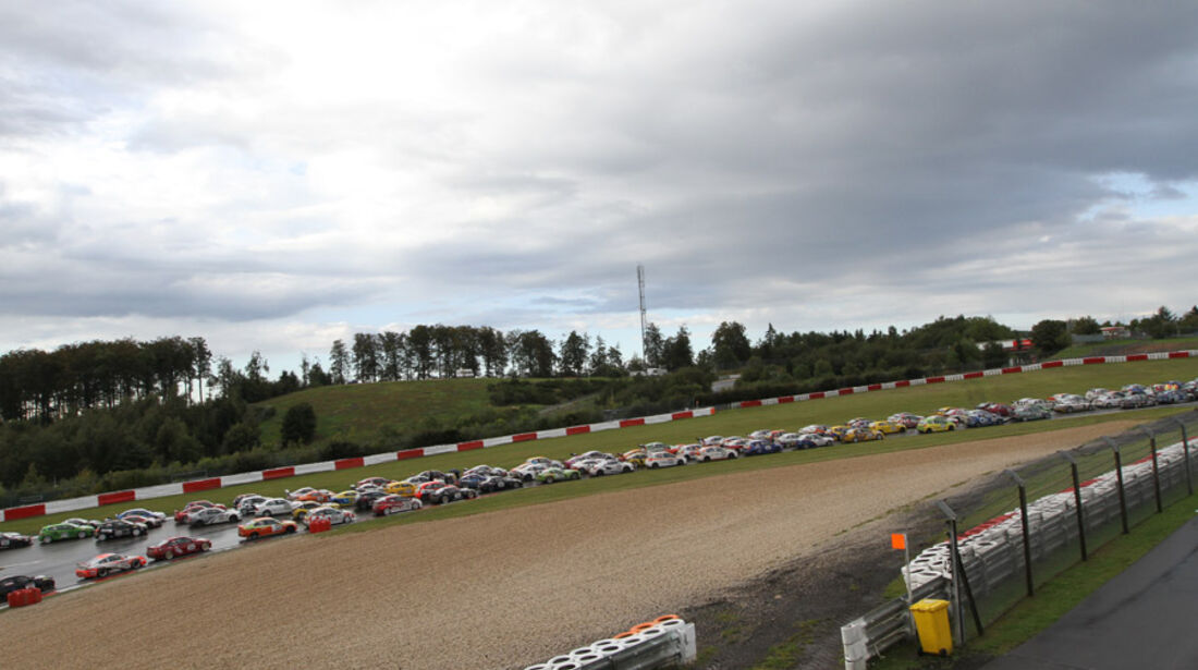 Fahrzeuggruppe, VLN, Langstreckenmeisterschaft, Nürburgring