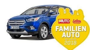 Familienauto des Jahres 2018
