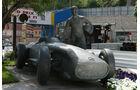 Fangio Denkmal Monaco