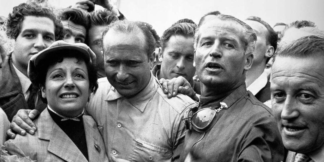 Fangio Karl Kling