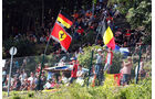 Fans - Formel 1 - GP Belgien - Spa-Francorchamps - 22. August 2015
