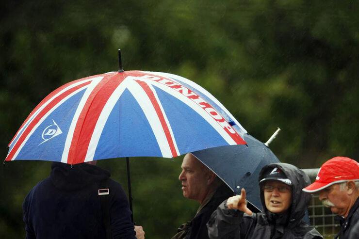 Fans - Formel 1 - GP England - 28. Juni 2013