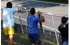 Fans  - Formel 1 - GP Italien - 07. September 2012