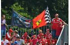 Fans - Formel 1 - GP Italien - 09. September 2012